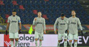 La Juventus è atterrata a Gedda