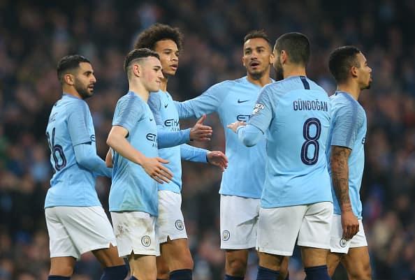 Manchester City batte il Rotherham 7-0
