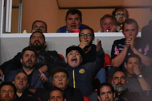 Maradona dovrà operarsi