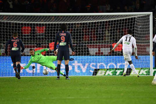 Marcus Thuram segna col brivido ed elimina il PSG