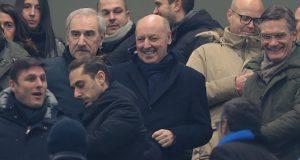 Marotta ad dell'Inter