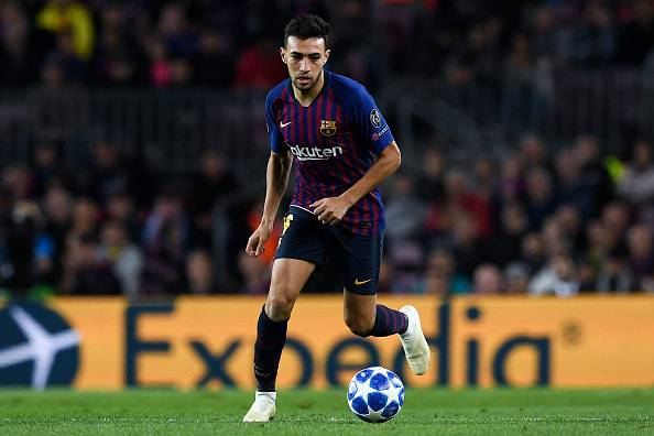 Munir non rinnova con il Barcellona
