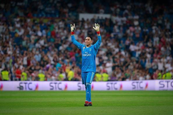 Navas rinnova con il Real Madrid