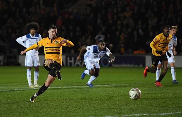 Il Newport batte il Leicester in FA Cup