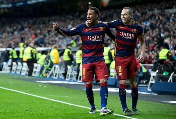Iniesta sul ritorno di Neymar al Barcellona