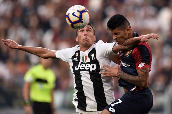 Ore calde per Romero dal Genoa alla Juventus