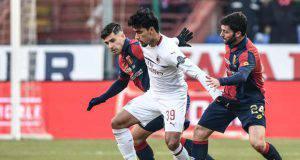 Paquetà giocata spettacolo in Genoa-Milan