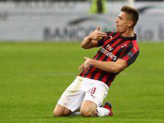 Paietk Milan doppietta contro il Napoli