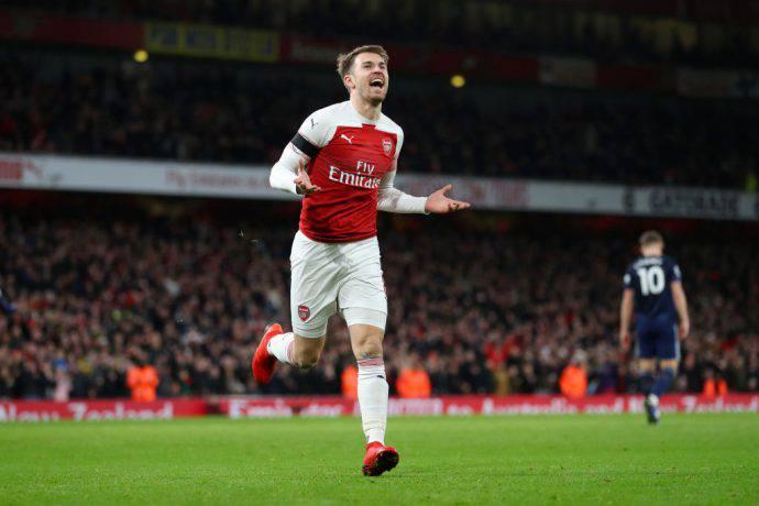 Ramsey ad un passo dalla Juventus