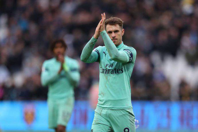 Juventus, Ramsey secondo britannico più pagato