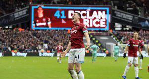 Rice decisivo in West Ham-Arsenal