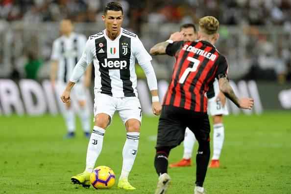 Ronaldo sempre decisivo