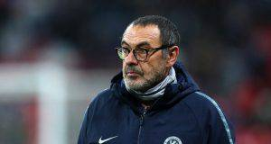 Sarri in conferenza stampa
