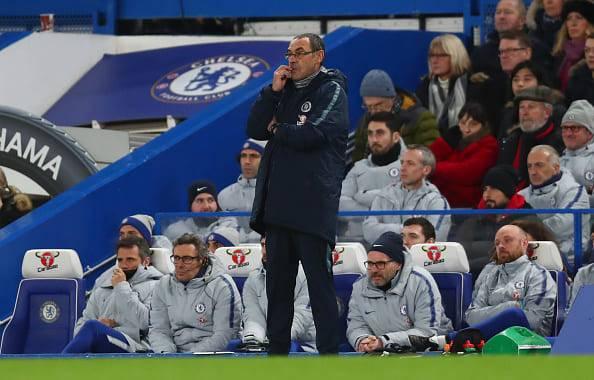 Sarri chiude all'arrivo di Higuain al Chelsea