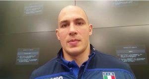 Sergio Parisse Capitano Italia Rugby