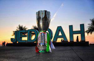 Supercoppa Italiana finale Juventus-Milan