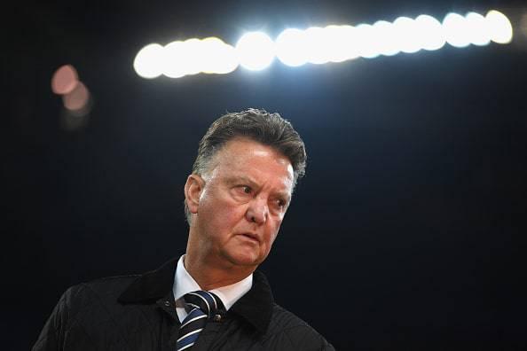 Van Gaal sulla sfida Liverpool-Manchester City