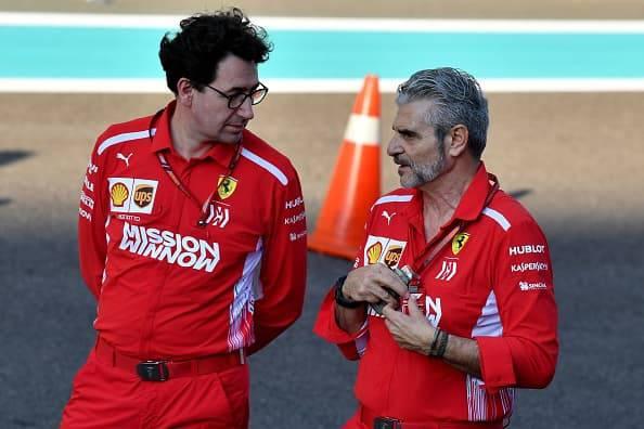Rivoluzione Ferrari, fuori Arrivabene arriva Binotto