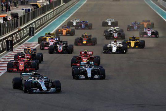 f1 formula1 2019 calendario orari