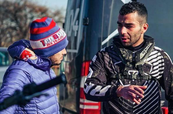 Rossi petrucci dovizioso motogp motocross