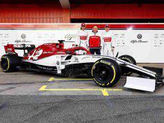 Alfa Romeo F1 Formula 1 2019
