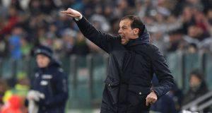 Allegri Juventus vigilia della gara contro il Sassuolo