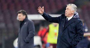 Ancelotti vigilia sfida contro lo Zurigo