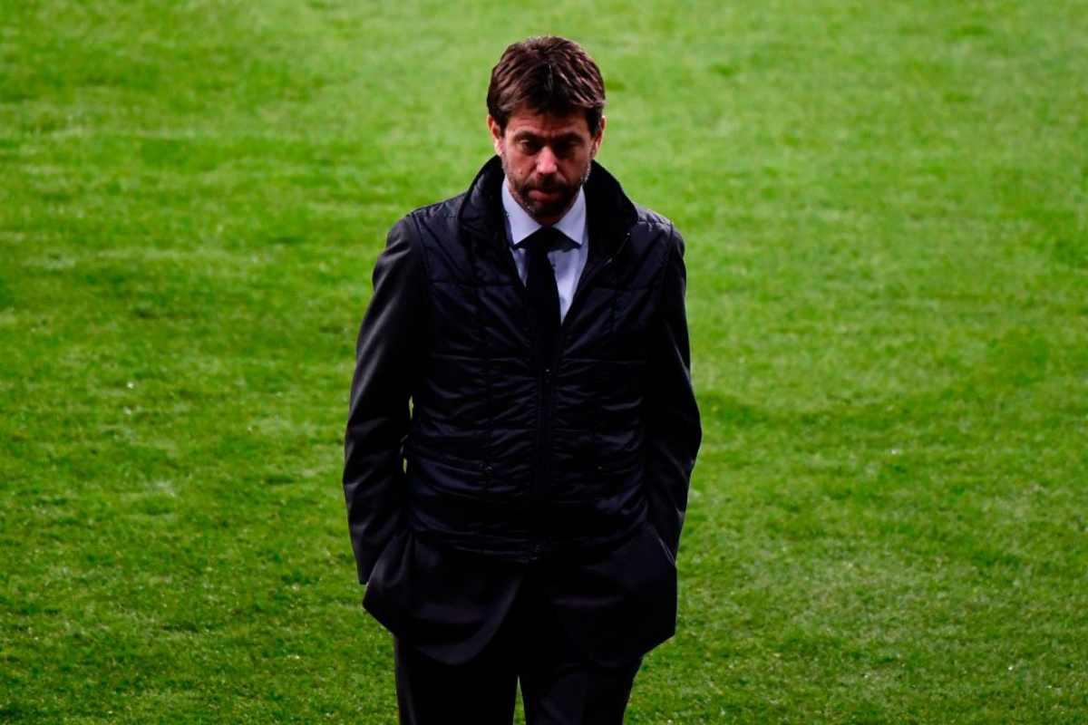 Andrea Agnelli Presidente della Juventus