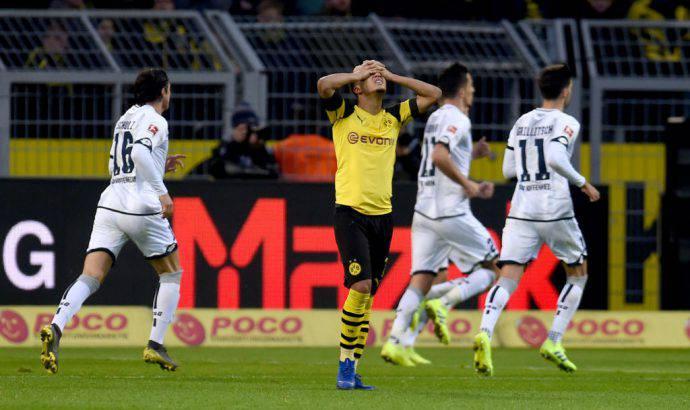 Belfodil gela Dortmund