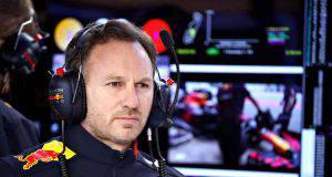 Chris Horner Formula 1 Red Bull