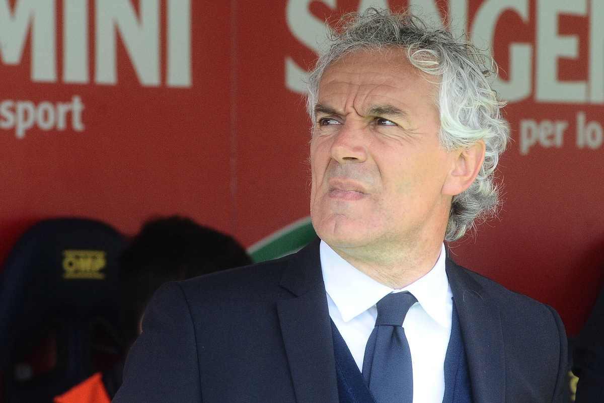 Roberto Donadoni ex ct della Nazionale