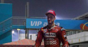 Dovizioso Andrea MotoGP Ducati Test Qatar 2019