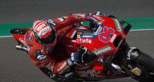 Andrea Dovizioso Ducati MotoGP Test Qatar 2019