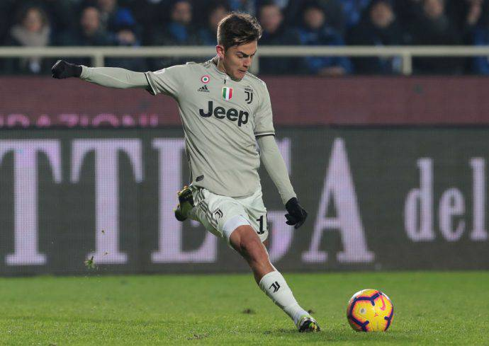 Dybala Juventus Real Madrid