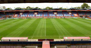 Eccolo il piccolo stadio del Willem II