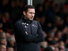 Frank Lampard, manager del Derby County