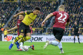 Calciomercato | Sancho, il Borussia Dortmund abbassa le pretese