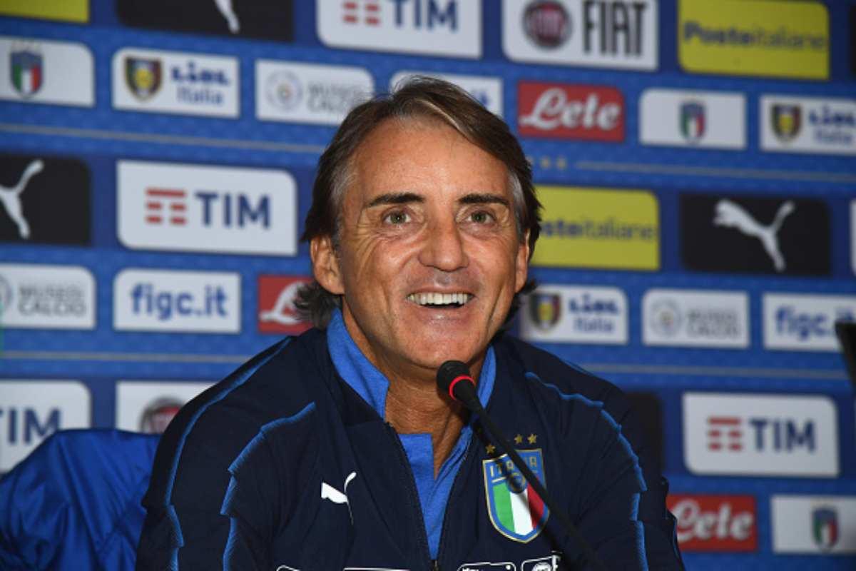 Roberto Mancini, Italia