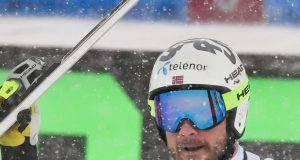 Kjetil Jansrud vincitore della gara di Coppa del Mondo ad Are2019