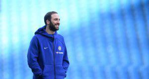 Higuain Chelsea Juventus
