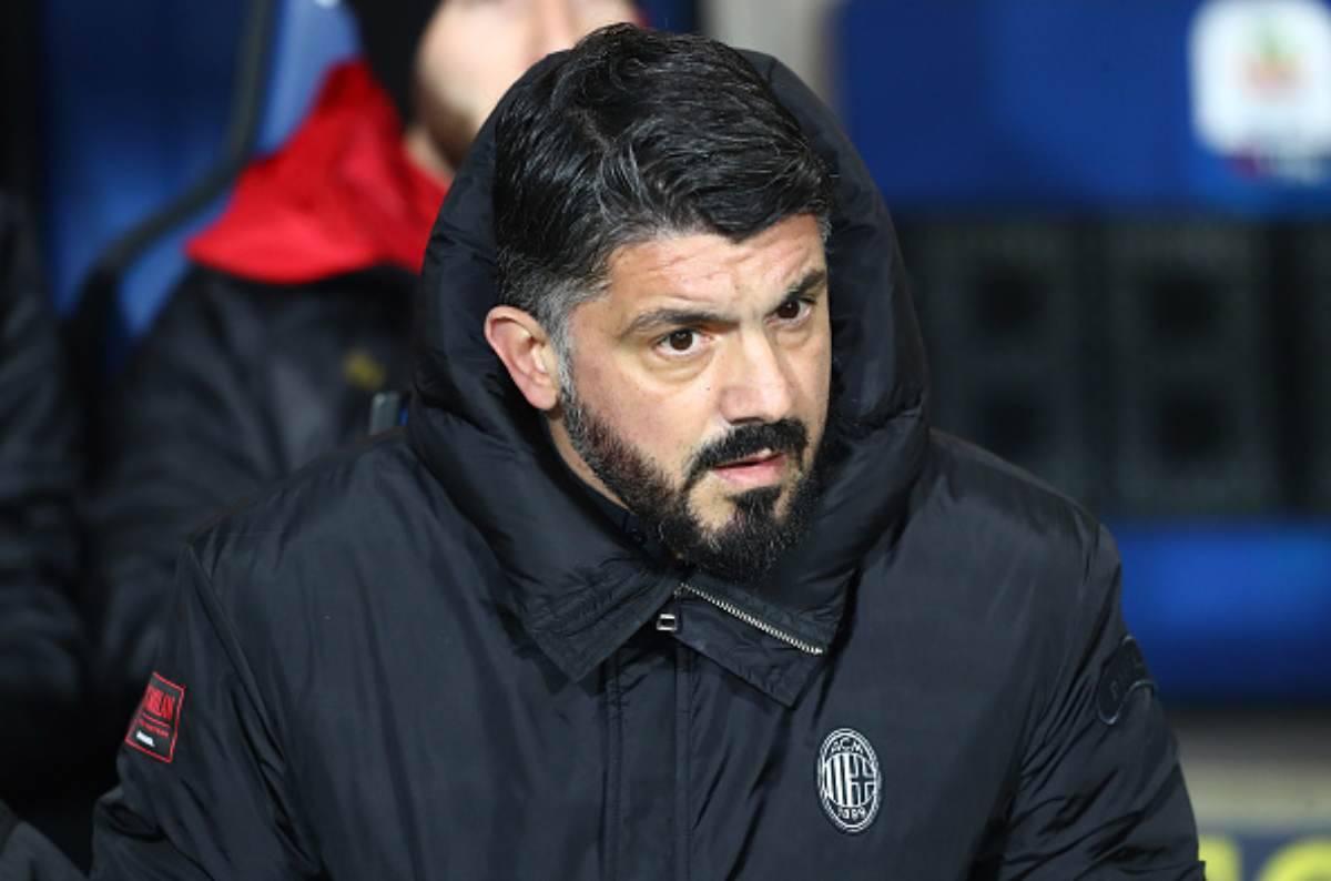 Gattuso Milan-Empoli