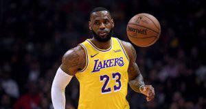 LeBron James, nella leggenda: E' il 4 ° marcatore nella storia della NBA