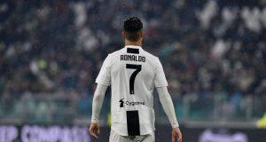 Ronaldo Neymar Real Madrid Juventus