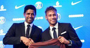 Neymar PSG Real Madrid