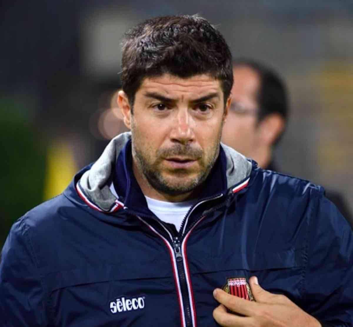 Giuliano Giannichedda ex allenatore del Pro Piacenza