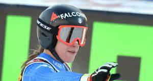 Sofia Goggia argento ai Mondiale in Super G