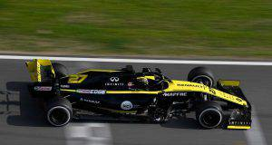 Hulkenberg Renault Formula 1 F1 2019 Test Barcellona