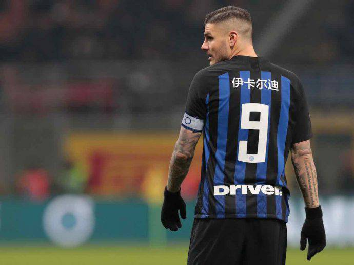 Icardi Inter Atletico Madrid