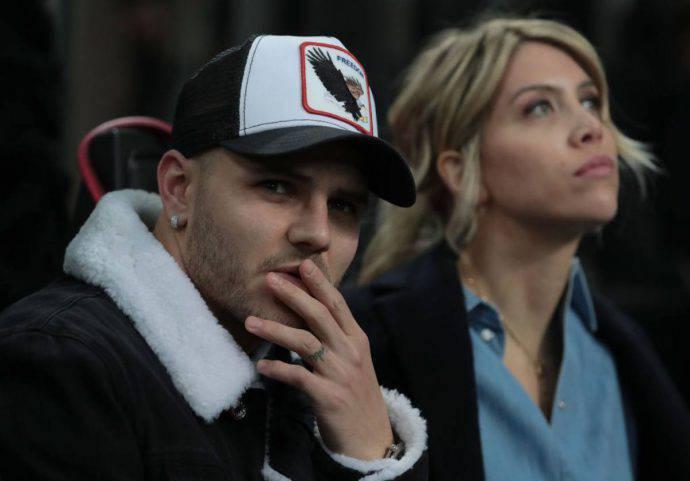 Icardi Wanda Nara Inter rinnovo o divorzio