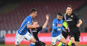 Il Napoli schianta la Samp